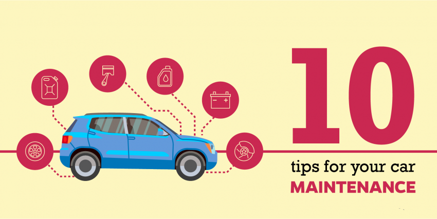 10 Car Care and Maintenance Tips To Minimize Car Shop Visits